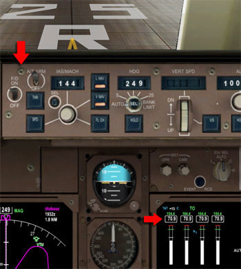 Boeing 747-400 Normal Procedure's Guide
