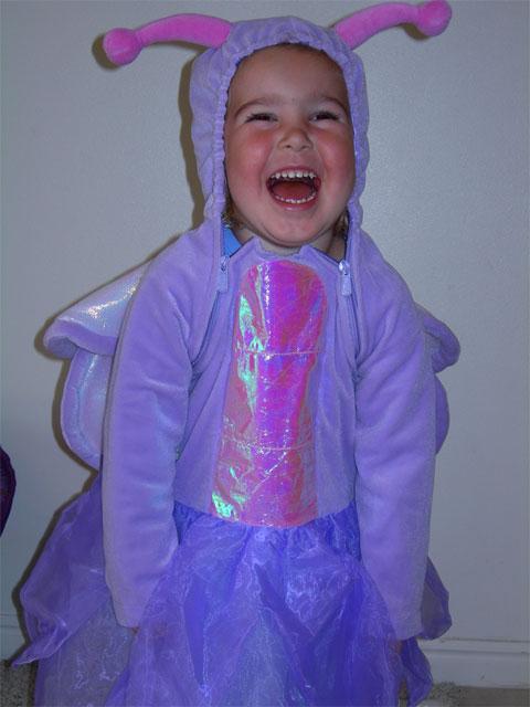 Abbie's Halloween Costume